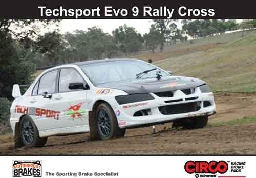 Techsport-Evo9