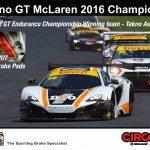 Tekno GT winners