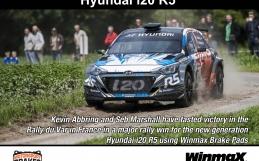 Winmax winning with Hyundai!