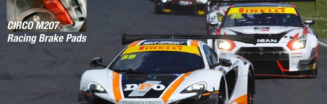 McLaren/Tekno/Circo wins GT!