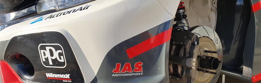 Winmax supplying Wall Racing Honda TCR effort