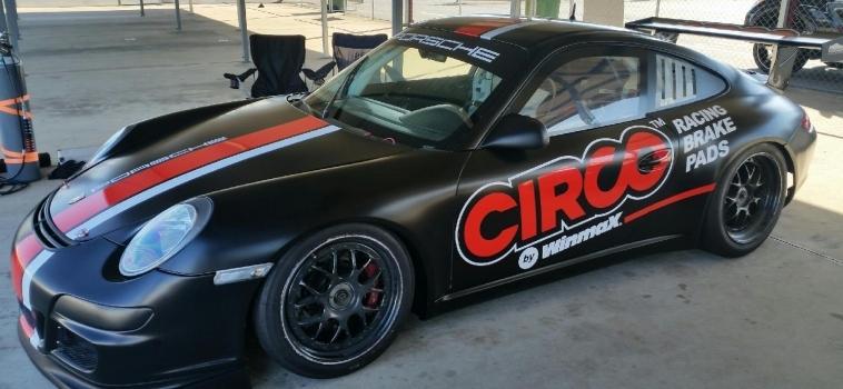 Circo Racing Porsche GT3