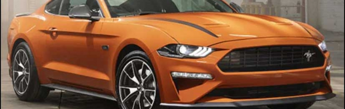 New Product Release – Ford Mustang